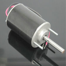 DIY DC 12V/24V Marshmallows Machine Motor High Speed Adjustable Speed