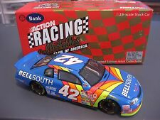 JOE NEMECHECK #42 BELL SOUTH 1998 RCCA 1:24 SCALE BANK ONE OF 1,500