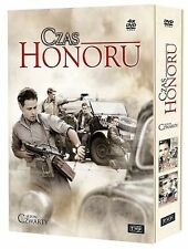 CZAS HONORU sezon 4  DVD( 4 disc)POLISH Shipping Worldwide