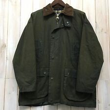 Vintage Mc Orvis MADE IN UK Classic Wax Cotton Jacket Coat L (XL / XXL)