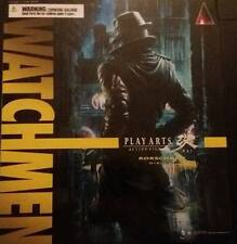 "Watchmen RORSCHACH 10"" Action Figure PLAY ARTS KAI Square Enix (USA seller)"