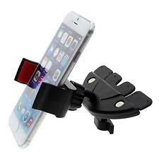 Universal 360° Rotating Smartphone Car Mount CD Slot Dock Dash Cell Phone Holder