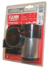 Car Air Horn 12v Fiamm Ultimate Blast Compact Twin Tone Loud 115dB Nautilus NEW