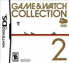 BRAND NEW SEALED DS GAMES -- Game & Watch Collection 2 (Nintendo DS, 2010)