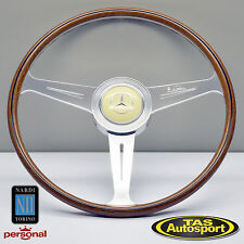 Nardi Wood Steering Wheel Replica Mercedes 300 SL Gullswing 5811.42.3000