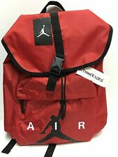Nike Air Jordan Jumpman Laptop Backpack Red, White 9A1725-R78