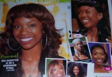 Brandy Norwood 30 pc or The Black Pony 46 pc German Clippings Collection