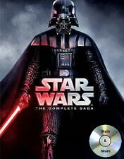 Star Wars: The Complete Saga  (I,II,III,IV, V, VI, 12-Disc Box Set) DVD FORMAT!!