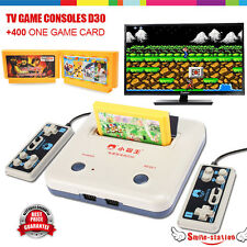 Video Game Consoles + 400 in 1 Card + 4 in 1 Card+ two handle +Original Gift box