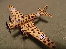 Built 1/144: Italian SAVOIA-MARCHETTI SM-81 PIPISTRELLO Bomber Aircraft