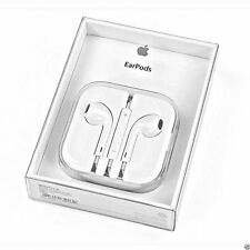 New OEM Apple EarPods / EarBuds / EarPhones | In Ear w/ Remote & Mic | MD827ZM/B