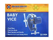 MARKSMAN BABY morsa con morsetto Bench IDEALE artigianali e Modello Makers fisso tipo base