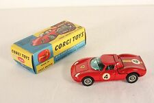 Corgi Toys 314, Ferrari Berlinetta 250 Le Mans, Mint in Box     #ab620