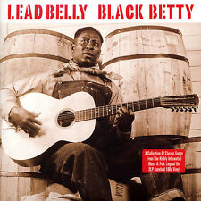 Leadbelly BLACK BETTY Lead Belly 180g Best Of GATEFOLD New Sealed Vinyl 2 LP
