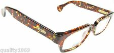 AUTHENTIC GIANFRANCO FERRE HAVANA EYE READING GLASSES, SPECTACLES FRAMES NEW