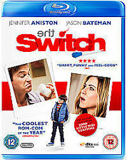 The Switch (Blu-ray and DVD Combo, 2011) New Sealed