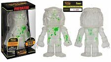 FUNKO CLEAR PREDATOR w/ GREEN BLOOD SPLATTER HIKARI  FIGURE EXCLUSIVE LE 500