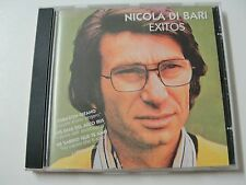 Nicola Di Bari. Exitos. CD (1989, BMG) Import. Very Rare & Hard to Find.