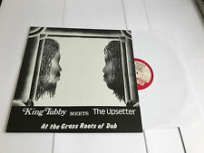 King Tubby Meets The Upsetter  At The Grass Roots Of Dub VINYL LP Studio16 M/M