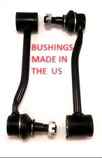 PAIR  Sway Bar Links - /BUSHINGS MADE IN THE US /K7370/FITS THE DODGE RAM