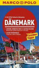 !! Dänemark mit Karte  Kopenhagen 2014 ungelesenReiseführer Urlaub Marco Polo