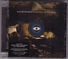 Filthydukes - Nonsense In The Dark - CD (1789542 Fiction U.K. 2009)