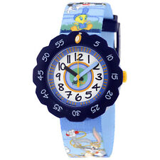 Swatch Looney Tunes Fun and Fit Kids Watch ZFLSP008