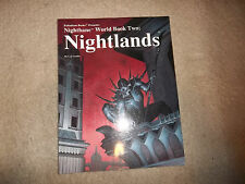 Palladium Nightbane World Book Two 2 Nightlands