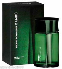 Adolfo Dominguez * Bambu Homme 120 ml  EDT Spray