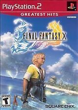 Final Fantasy X (Sony PlayStation 2, 2001)