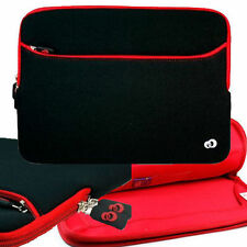 "13.3"" Laptop Soft Sleeve Case Red for 13.3"" HP 5330M Pavilion x360 Spectre 13 X2"