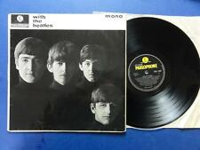 THE BEATLES  WITH THE BEATLES Parl 63 -7N-7N E J Day LP VG+
