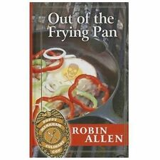Out of the Frying Pan (Thorndike Press Large Print Mystery Series)