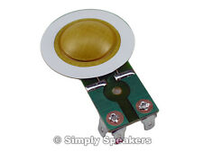 SWR Redhead Diaphragm For Horn Driver SS Audio Replacement Speaker Repair Part