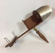 "ANTIQUE WOODEN ""PERFECTSCOPE"" HC WHITE STEREOGRAPH STEREOVIEW STEREOSCOPE VIEWER"