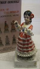 Hard 2 Find Children of the World Musical Decanter-Spain-by Hoffman 1979 w/box