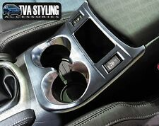 NISSAN QASHQAI 2014-ON CHROME INTERIOR CUP HOLDER COVER TRIM UK SUPPLIER