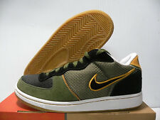 NIKE INFILTRATOR LOW MEN/WOMEN SHOES SNEAKERS GREEN 312089-301 SIZE 6.5 8 NEW