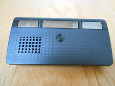 MOTOROLA SYN3104B T215 BLUETOOTH HANDSFREE CAR SPEAKER  USED