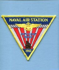NAS NAVAL AIR STATION PAX PATUXANT RIVER MD US Navy Base Squadron Jacket patch