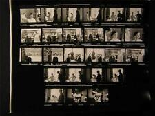 1965 Europe Fashion VINTAGE CONTACT SHEET By Milton Greene 703M