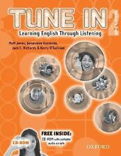 Tune In 2 Teacher's Book: Learning English Through Listening