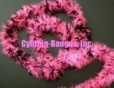 """15g 2""""wide 2yards long Marabou Feather Boa, 30+ colors and patterns to pick from"""