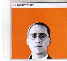 (DW547) Fin, Twenty Three  - DJ CD