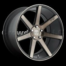 NICHE  17 x 8 Verona Car Wheel Rim 5x112  Part # M150178043+40