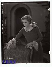 Greta Garbo The Temptress Photo from Original Negative