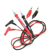 Digital Multimeter Multi Meter Test Lead Probe Pen Cable 1000V 20A