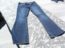 American Eagle Artist 2 Button & Zip Fly Women's 8 Short Denim Jeans 6878