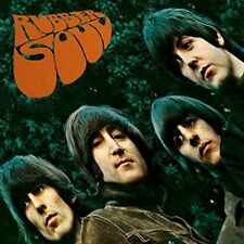 THE BEATLES - Rubber Soul - Aufkleber / Sticker - Neu #171