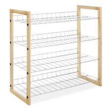 Whitmor 6026-220 Closet Clothes Shelves Chromed Wire Home Storage Organization